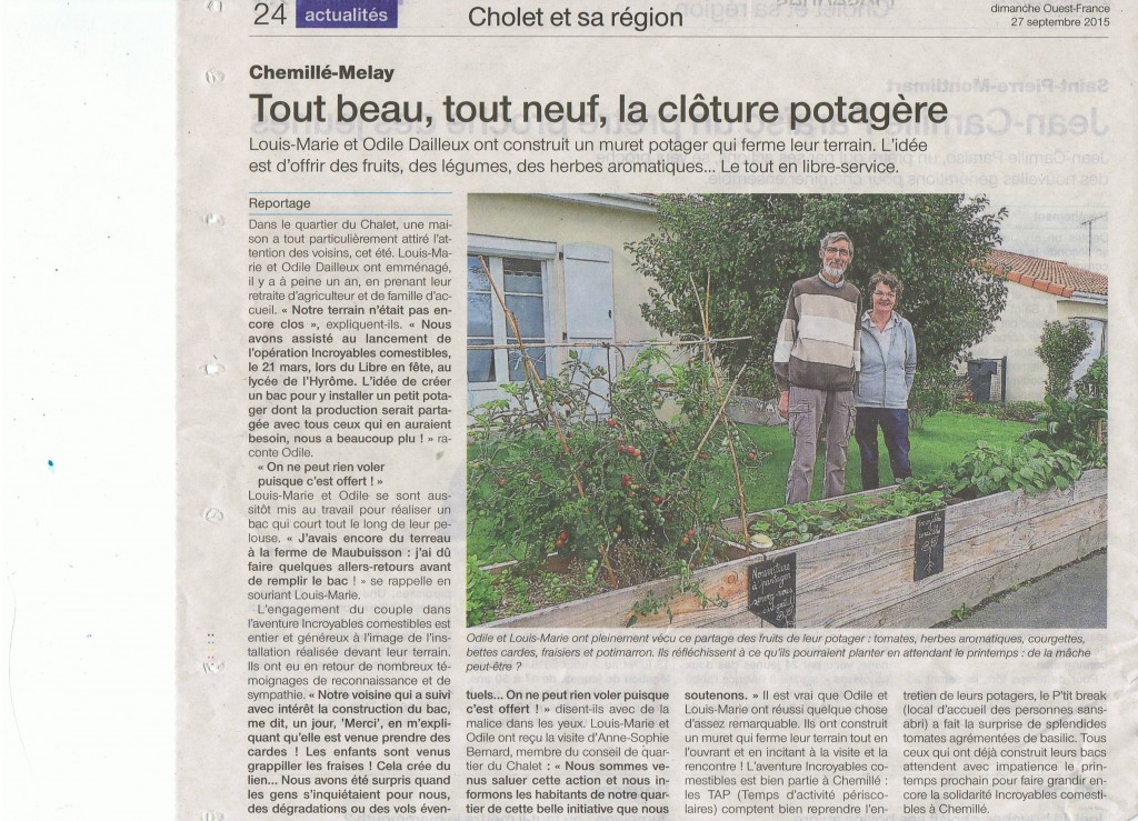 article IC du DOF 27 septembre